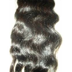 18 inch Wavy Indian Hair